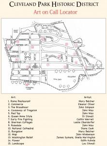 Call Box Map