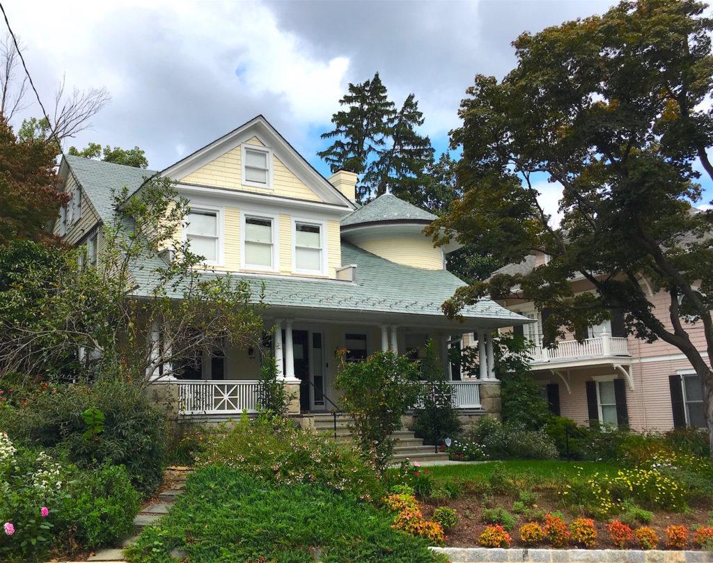 House on Newark Street
